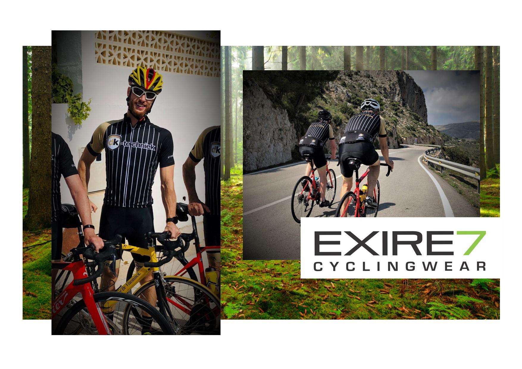 EXIRE7 - cyclingwear - Timmy Claeys